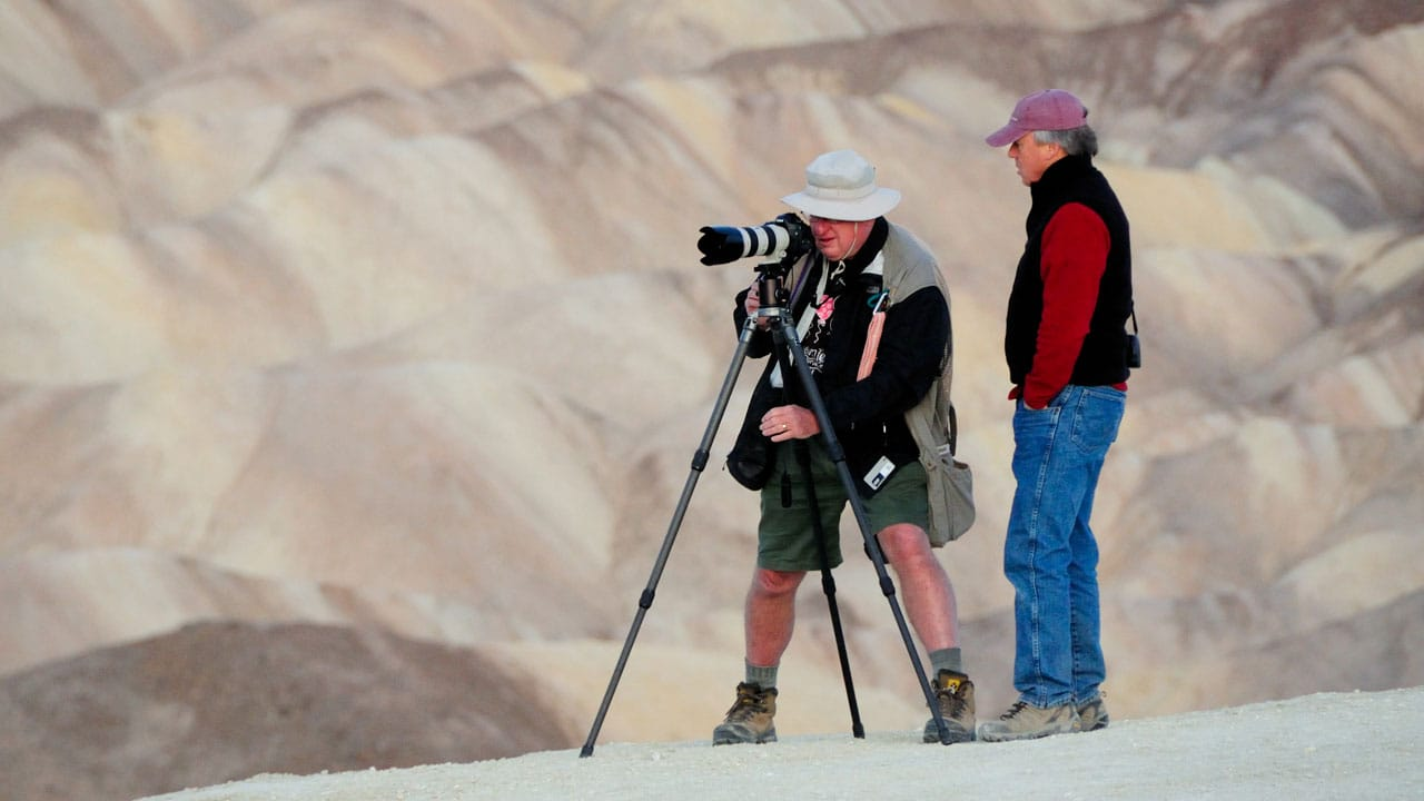 photography workshop instructor