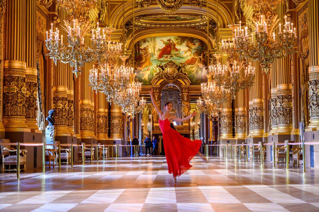 Upon Request Paris Street Photography Palais Garnier