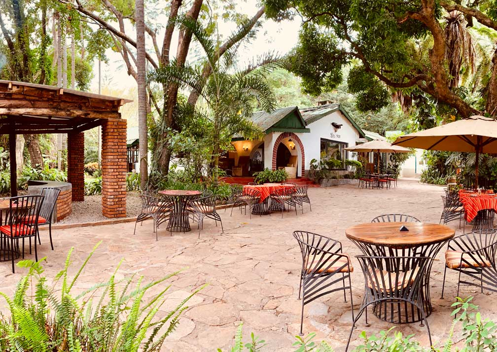 Mount Meru Lodge