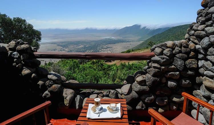 Ngorongoro Serena View